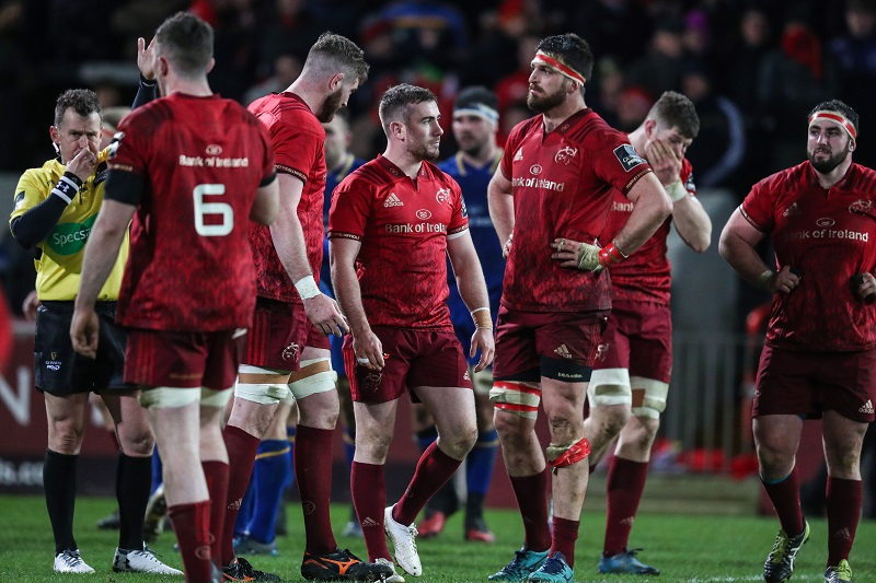 Three ways Munster can overhaul Glasgow Warriors with nine games to go