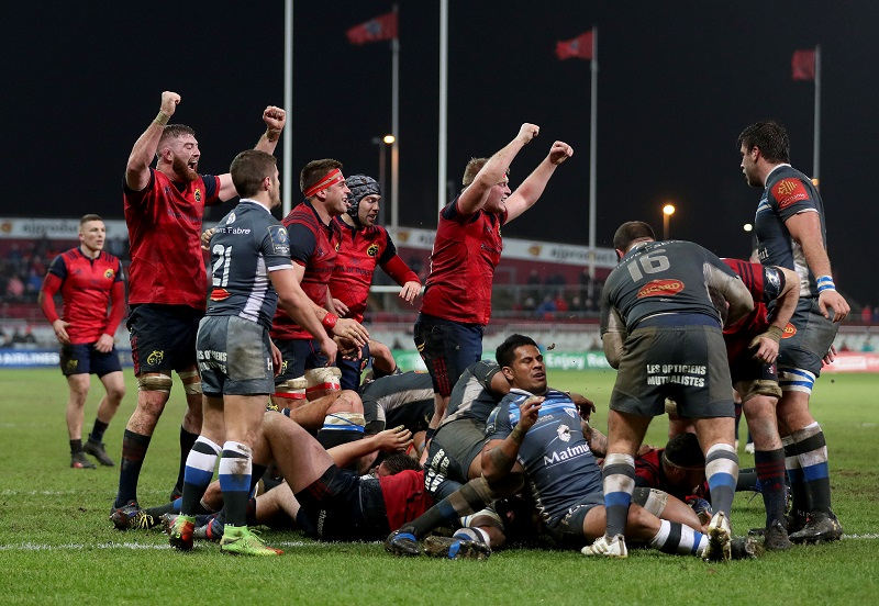 How are Leinster and Munster shaping up after qualifying for the Champions Cup quarter-finals?