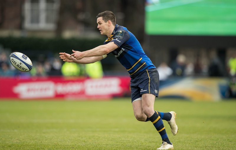 Leinster Rugby's embarrassment of riches at fly-half