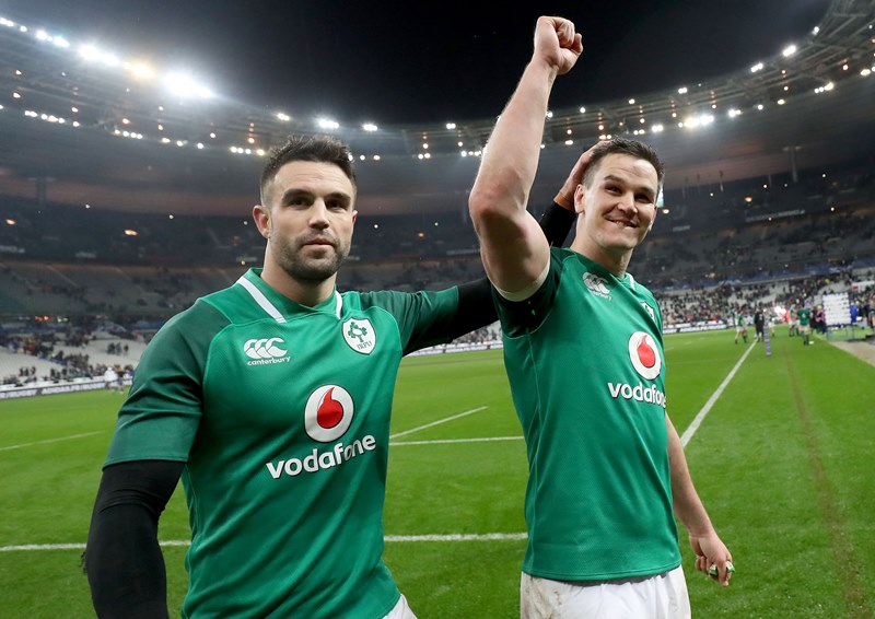 The Six Nations opening weekend: Ireland's best performers