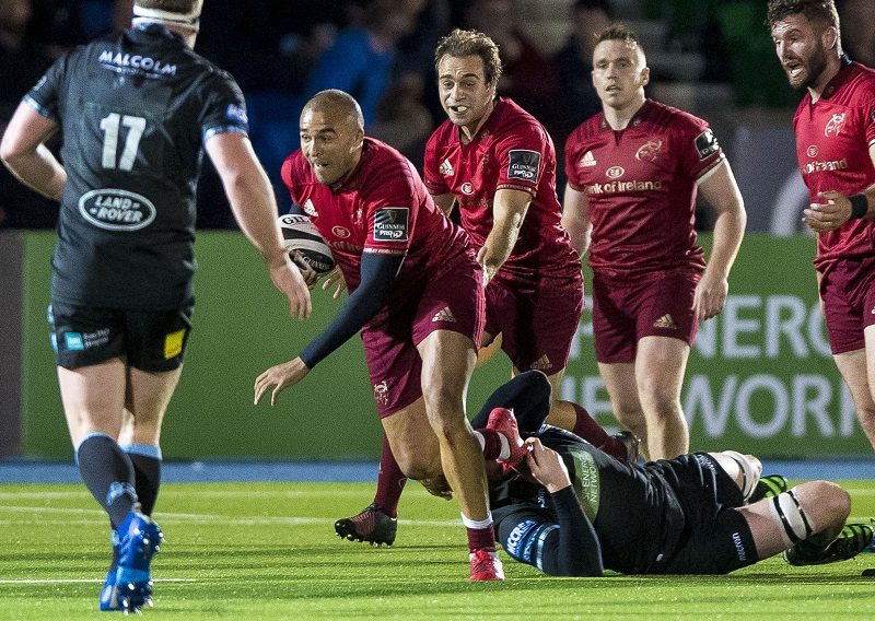 Munster v Glasgow Warriors – Why victory is crucial for Munster in Conference A