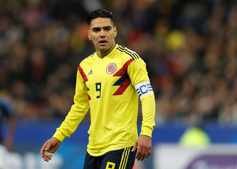 cb023444f Last and by no means least is the Colombia home jersey and yet again