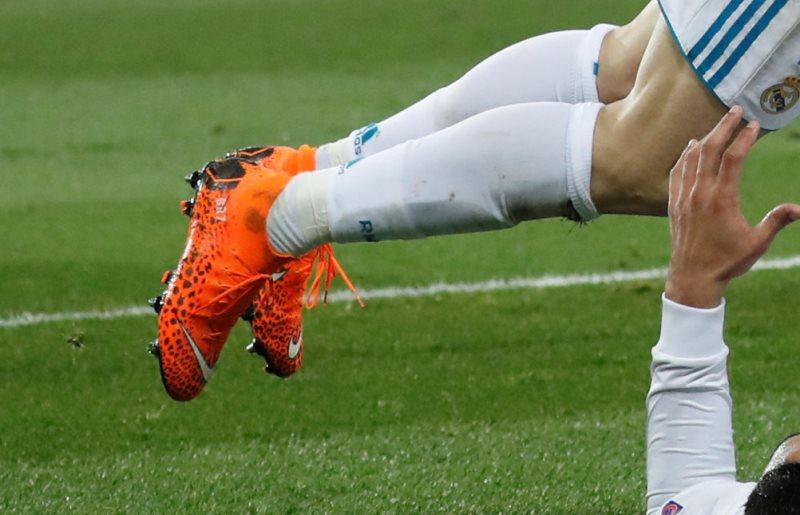 BOOT SPOTTING: The Champions League last 16 so far