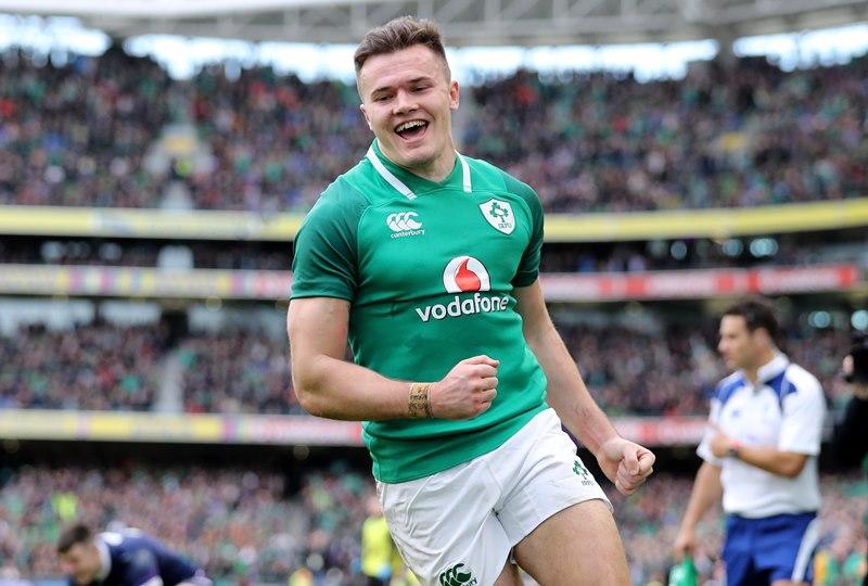 Ireland's stars of the Six Nations so far