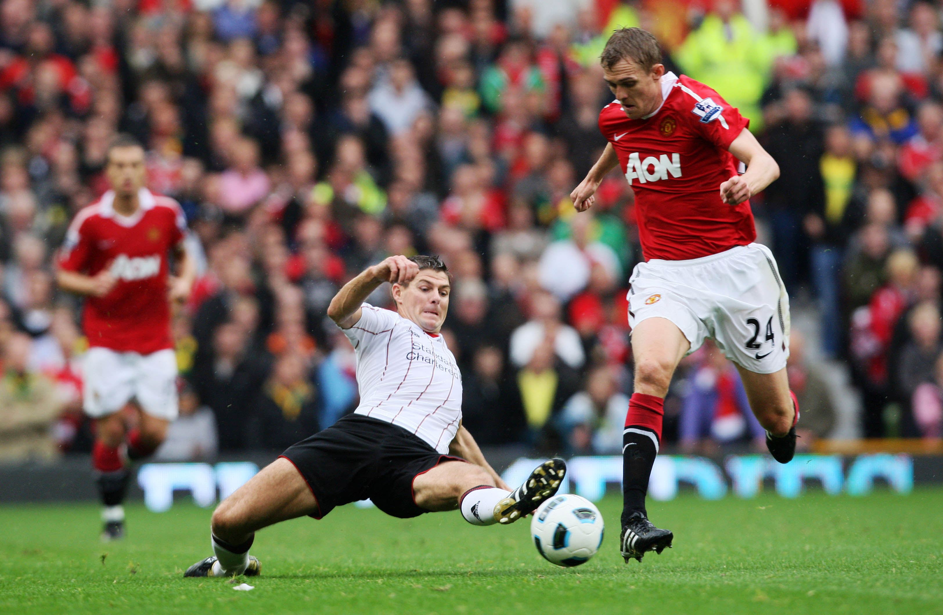 Manchester United v Liverpool: Three classic Old Trafford encounters