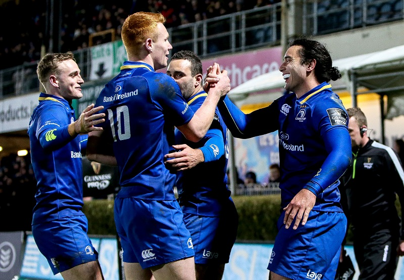 Can Leinster power on to a home semi-final?