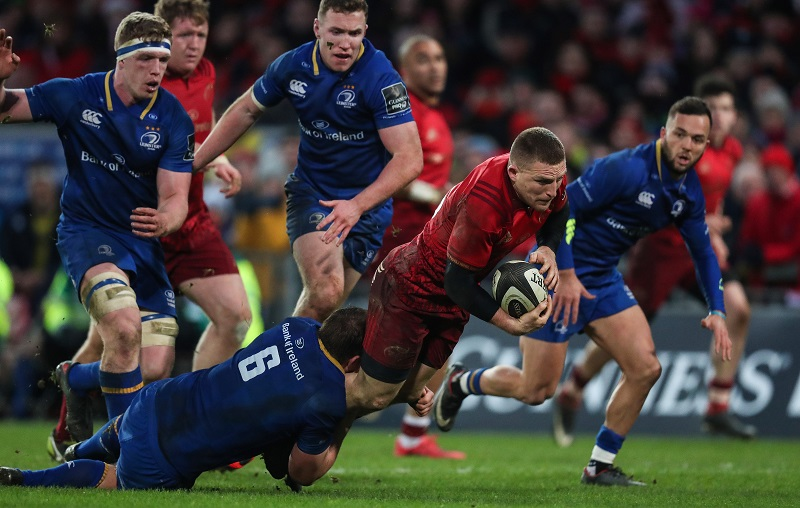 How are Munster and Leinster shaping up?