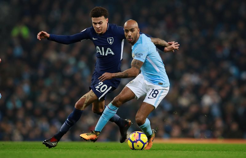 Rated: Tottenham v Manchester City