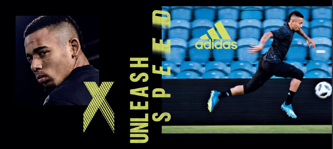 The New adidas X – The Future of Speed ?