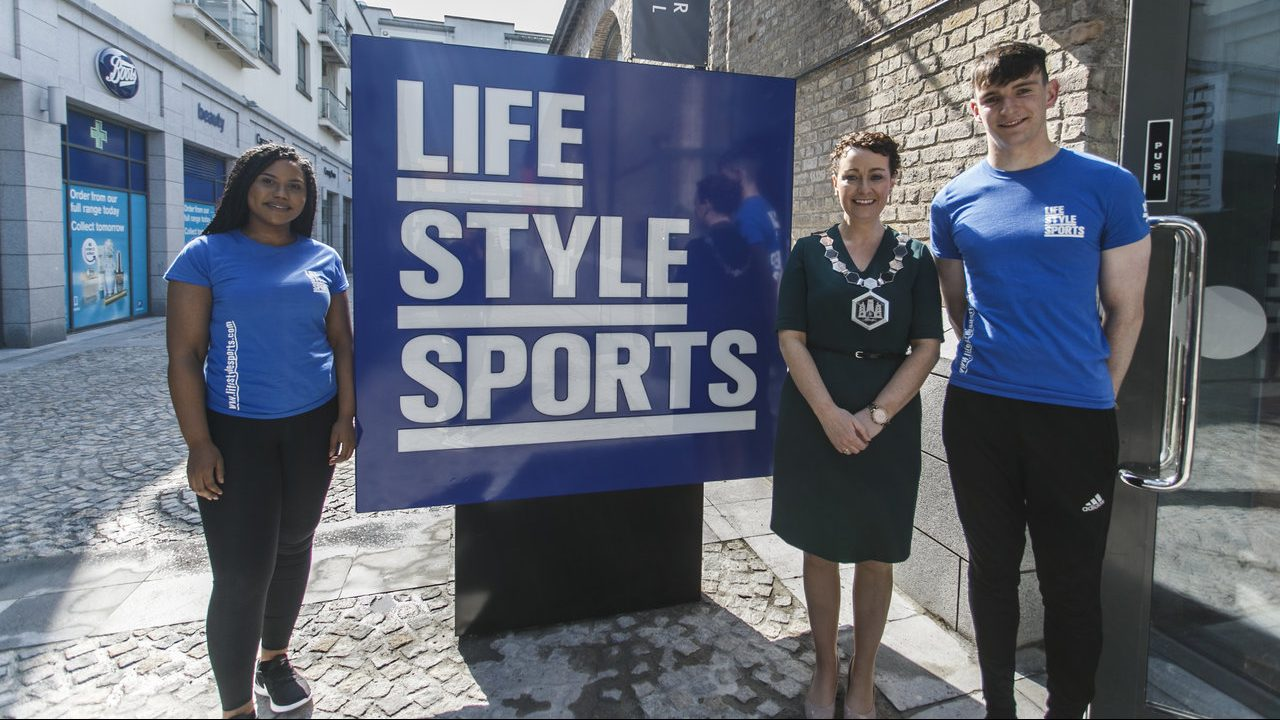 Now Open: #LSSKilkenny at Macdonagh Junction