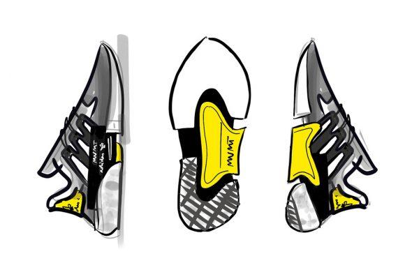 adidas POD early design mock up