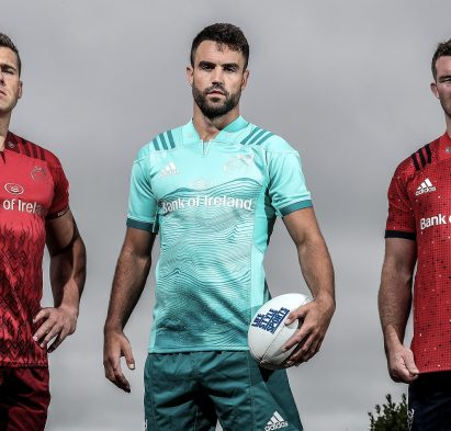 Munster Home Jersey
