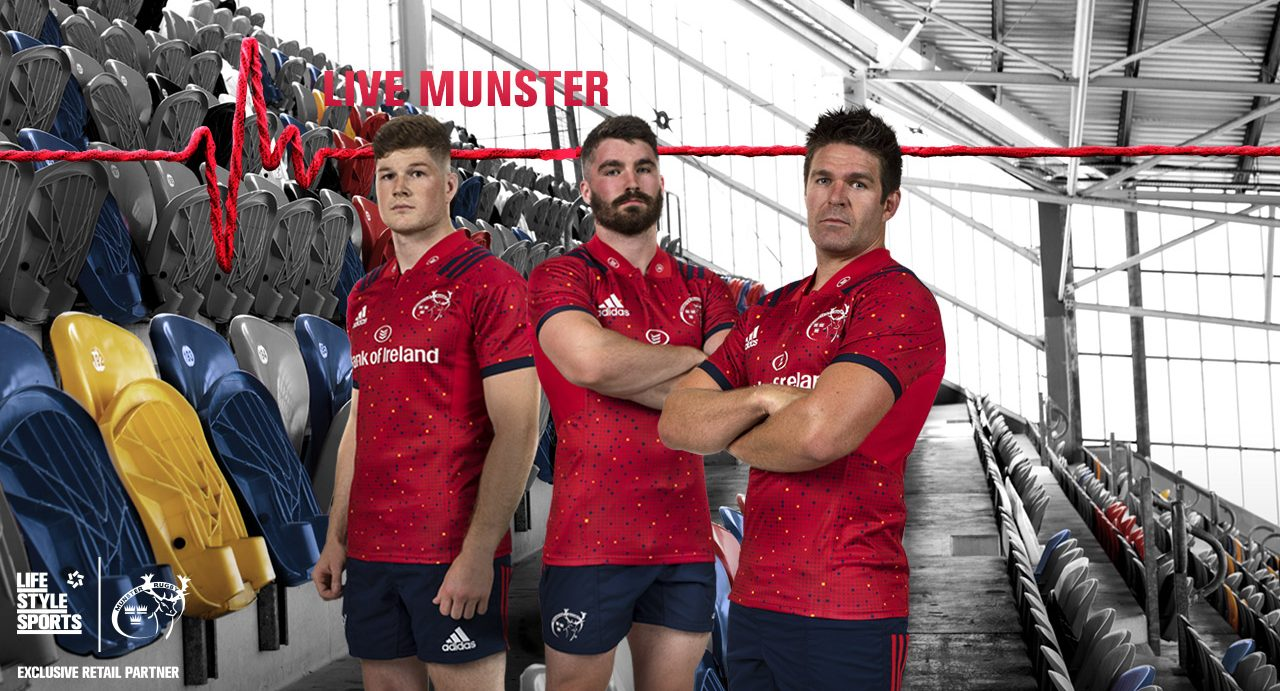 Munster Rugby | Make Thomond Park History!