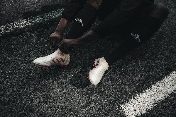 copa 19+ on foot