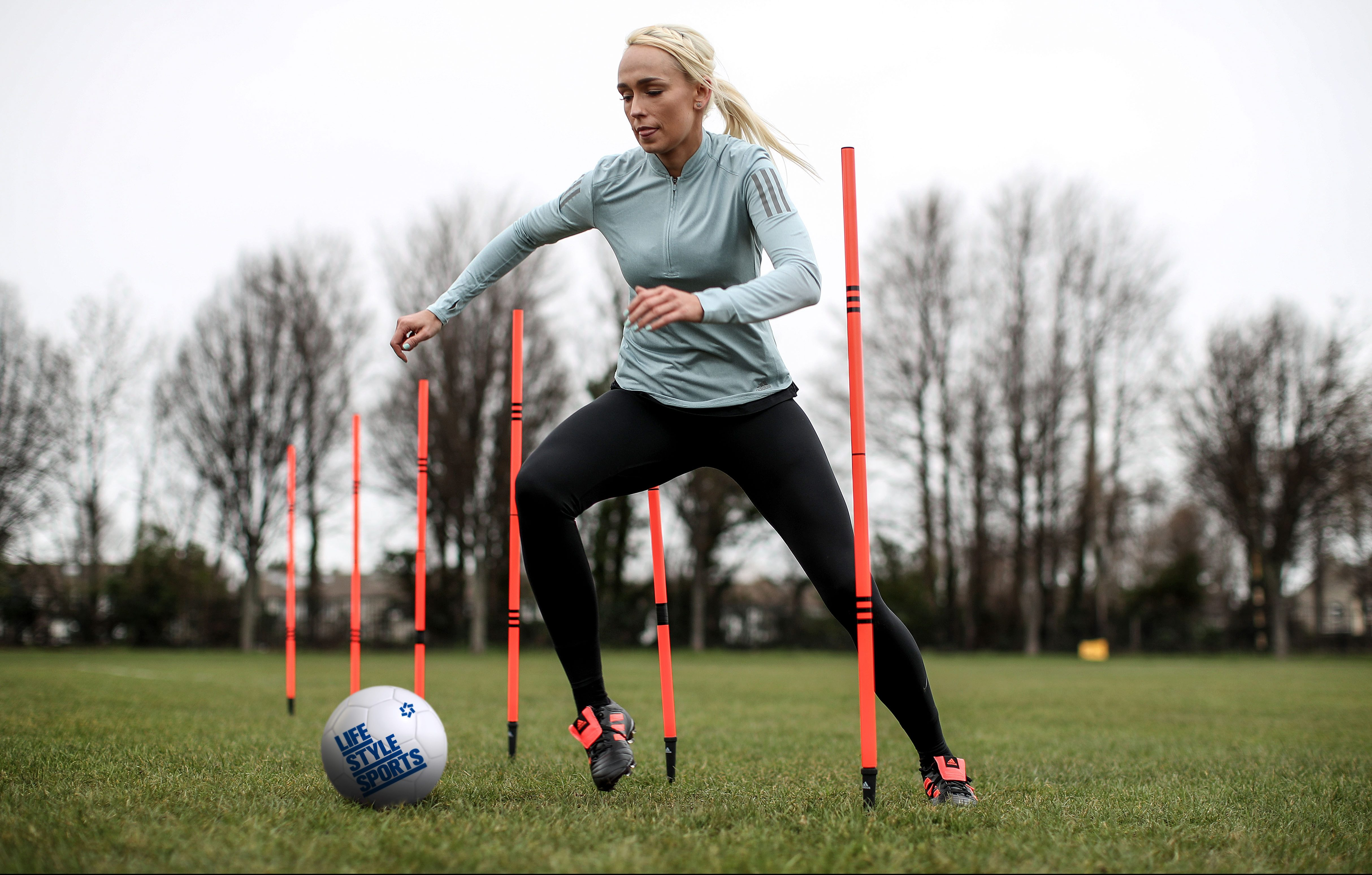 Meet Stephanie Roche #LifeStyleSportsFootball