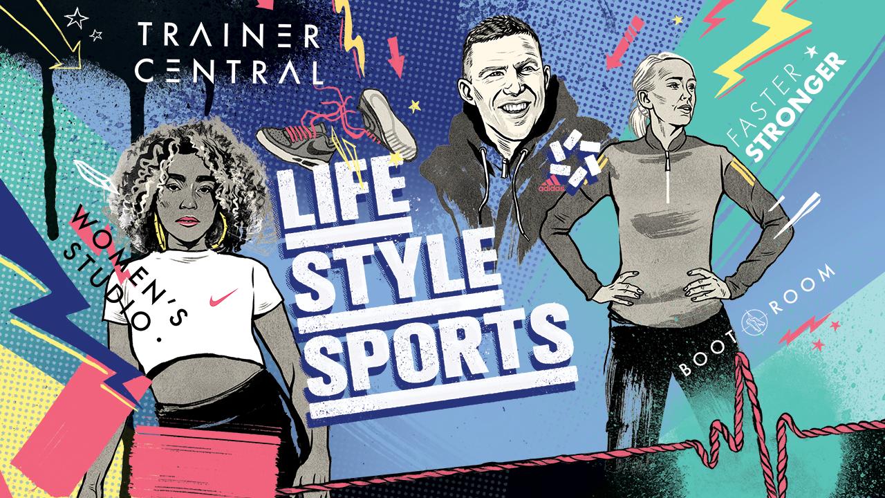Life Style Sports #ProudlyIrish