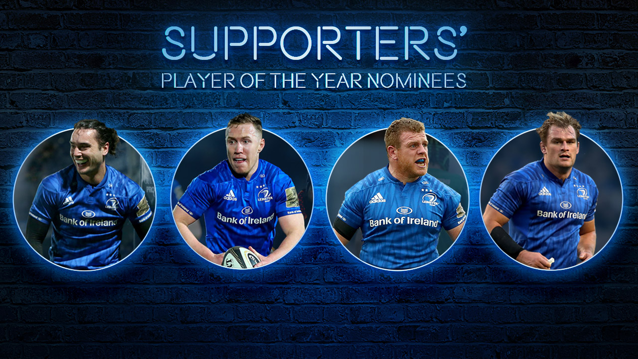 Leinster Rugby | Vote Now for Player of the Year!
