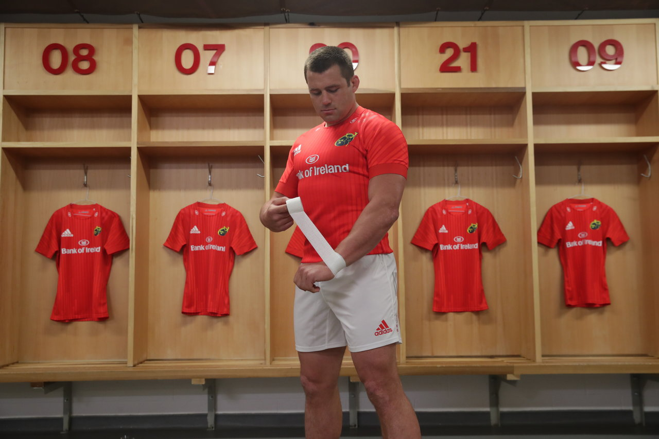 Introducing NEW Munster Home & Alternate Jerseys