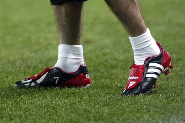 Adidas Predator worn by David Beckham in 2002