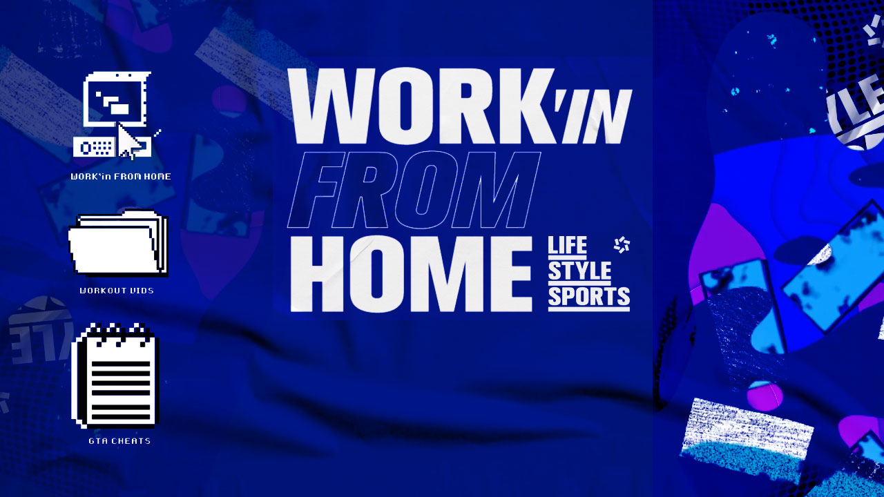 WORKin' FROM HOME | Workout videos from the Best in the Business
