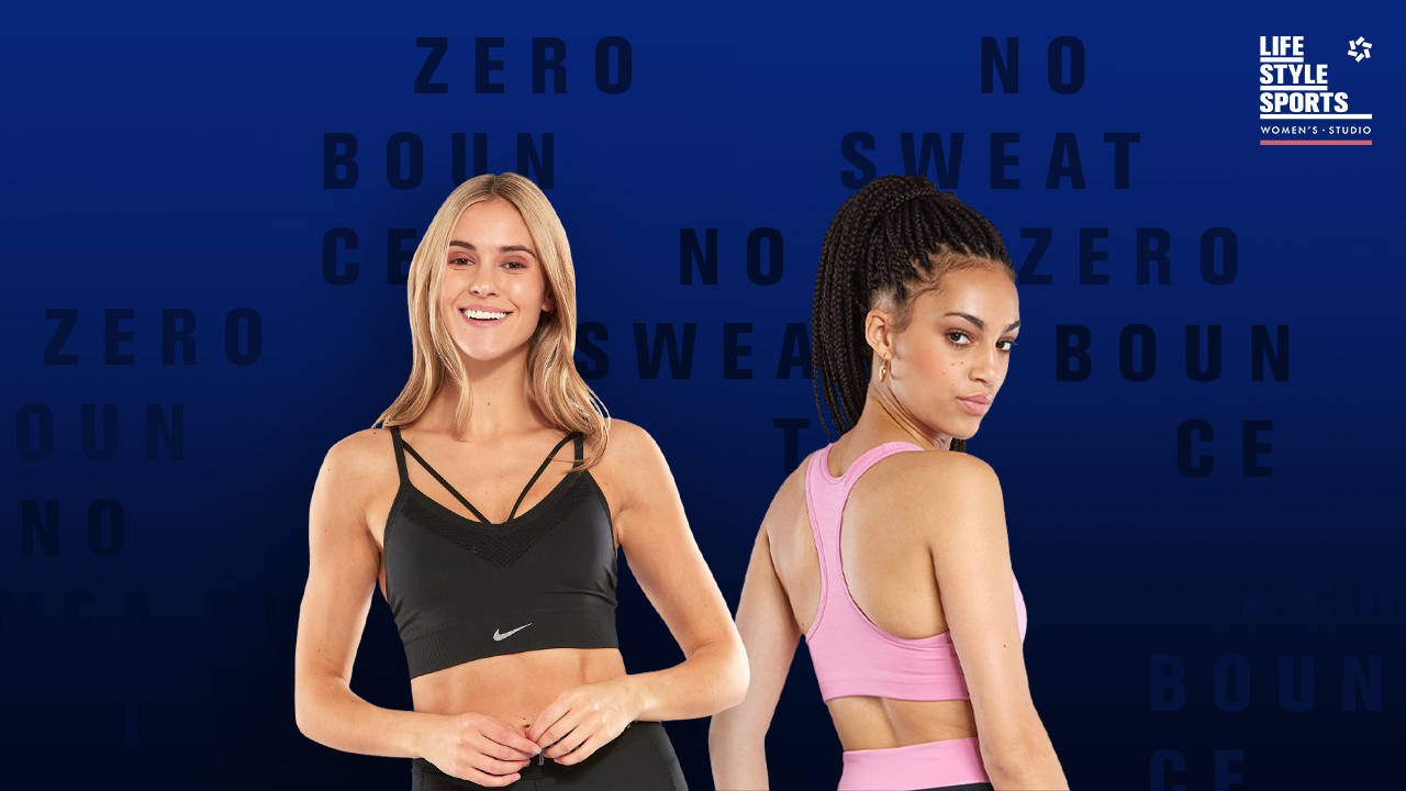 SPORTS BRAS: SUPPORT FOR YOUR SPORT