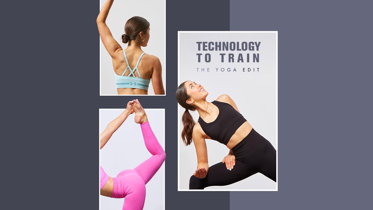 Technology To Train – Yoga